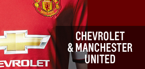 CHEVROLET AND MAN UNITED