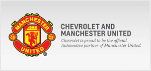 Chevrolet and Manchester United
