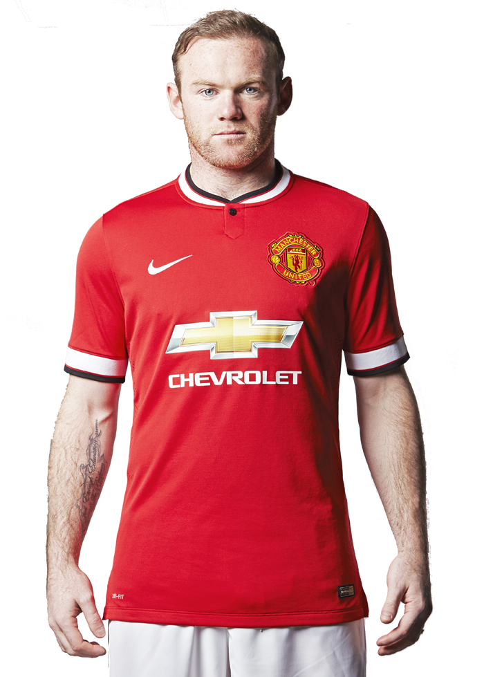 MANCHESTER UNITED TO WEAR NEW CHEVROLETBRANDED SHIRT FOR THE